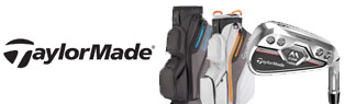 Free TaylorMade Cart Bag w/ M CGB Irons Purchase!