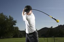 SKLZ Golf- Gold Flex Strength & Tempo Trainer