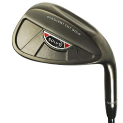 Solus Golf- Red Badge Wedge