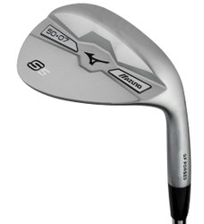 Pre-Owned Mizuno Golf S5 White Satin Wedge *Excellent*