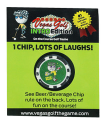 Vegas Golf Intro Edition Single Beer Chip 3-Pack