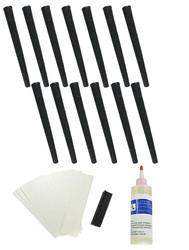 Tacki-Mac Golf Arthritic Standard Complete Regrip Kit