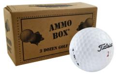 Titleist NXT Tour Mint Used Golf Balls *3-Dozen*