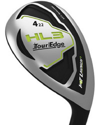 Tour Edge Golf- Ladies Hot Launch 3 Hybrid