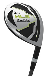 Tour Edge Golf- Ladies Hot Launch 3 Draw Fairway Wood