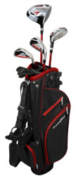Powerbilt Golf Junior Red Set