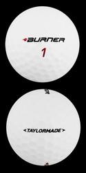 TaylorMade Burner Golf Balls 1-Dozen