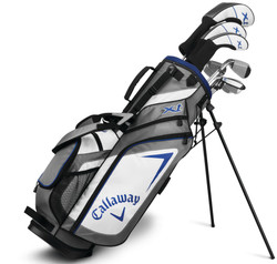 Callaway Golf XT LH Junior Teen 10-Piece Set with Bag (Left Handed)