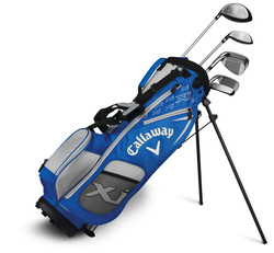 Callaway Golf LH X Junior 2 6-Piece Set with Bag (Left Handed)