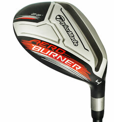 Pre-Owned TaylorMade Golf MLH AeroBurner HL Hybrid *Like New* (Left Handed)