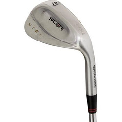 Pre-Owned SCOR Golf 4161 V Sole Wedge Steel *Very Good*