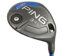 Pre-Owned Ping Golf LH G30 Fairway Wood *Very Good* (Left Handed)