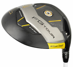 Pre-Owned Wilson Staff FG Tour F5 Driver *Like New*