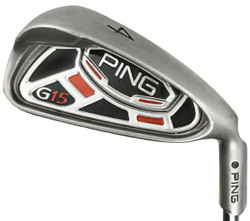 Pre-Owned Ping Golf G15 Irons *Very Good*