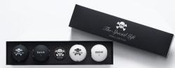 Volvik Vivid Skull Edition Golf Balls