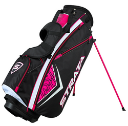 Strata Golf- Ladies LH 12 Piece Complete Set With Bag (Left Handed)