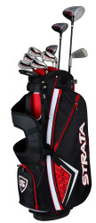 Strata Golf- Strata Plus 14 Piece Complete Set With Bag