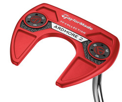 Pre-Owned TaylorMade Golf 2018 TP Red Collection Ardmore 2 Putter *Like New*