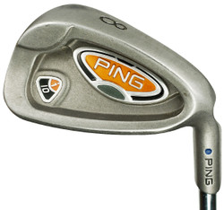 Pre-Owned Ping Golf I10 Irons Steel (7 Iron Set) *Very Good*