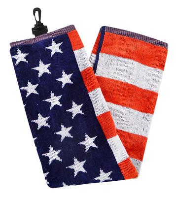 Hot-Z Golf- USA Towel *USA*