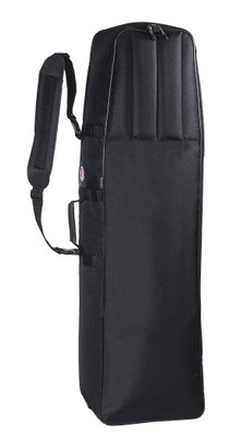 Golf Travel Bags- Executive 3 Bag Cover Case Black