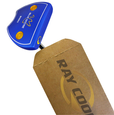 Ray Cook Golf- Blue Goose BG50 Putter *Open Box*
