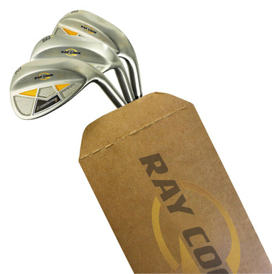 Ray Cook Golf Silver Ray 2 3-Wedge Set *Open Box*