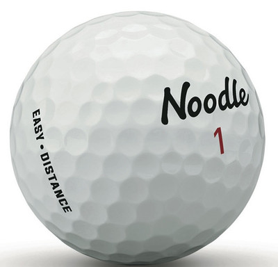 TaylorMade Noodle Easy Distance Golf Balls 15-Pack