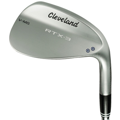 Pre-Owned Cleveland Golf RTX-3 Tour Satin Wedge *Very Good*