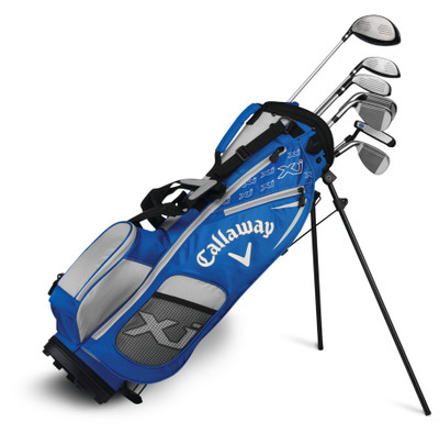 Callaway Golf X Junior 3 7-Piece Set with Bag