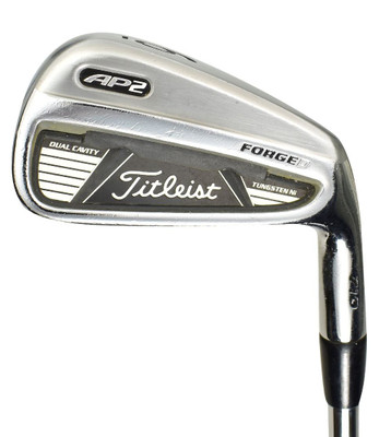 Pre-Owned Titleist Golf AP2 710 Forged Irons *Value*