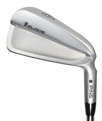 Pre-Owned Ping Golf iBlade Irons Steel (7 Iron Set) *Very Good*