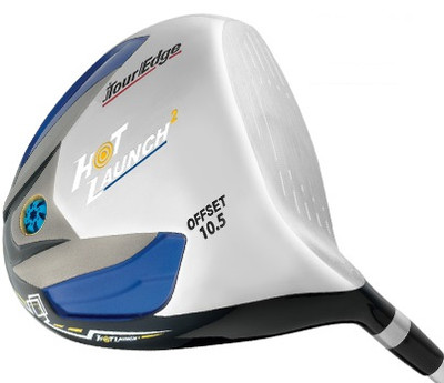 Pre-Owned Tour Edge Golf Hot Launch 2 Draw Driver *Like New*