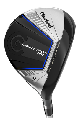 Pre-Owned Cleveland Golf Launcher HB Fairway Wood *Like New*