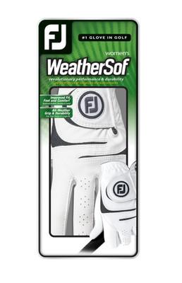 FootJoy Golf- Ladies LLH WeatherSof Glove