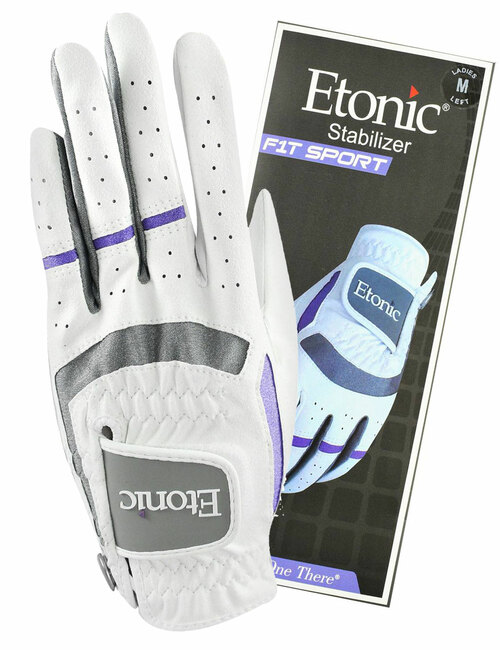 Scotty Cameron Left Handed Putters >> Ladies Etonic L Stabilizer F1T Sport Glove ...