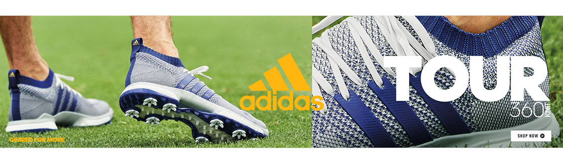 NEW Adidas Tour360 Knit Shoes Now Available At RBG!