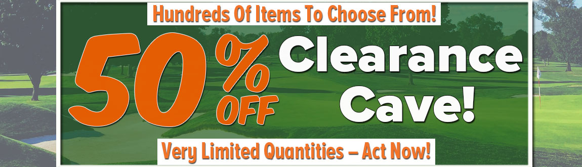 50% Off Clearance Cave! HUNDREDS Of Items To Choose From!