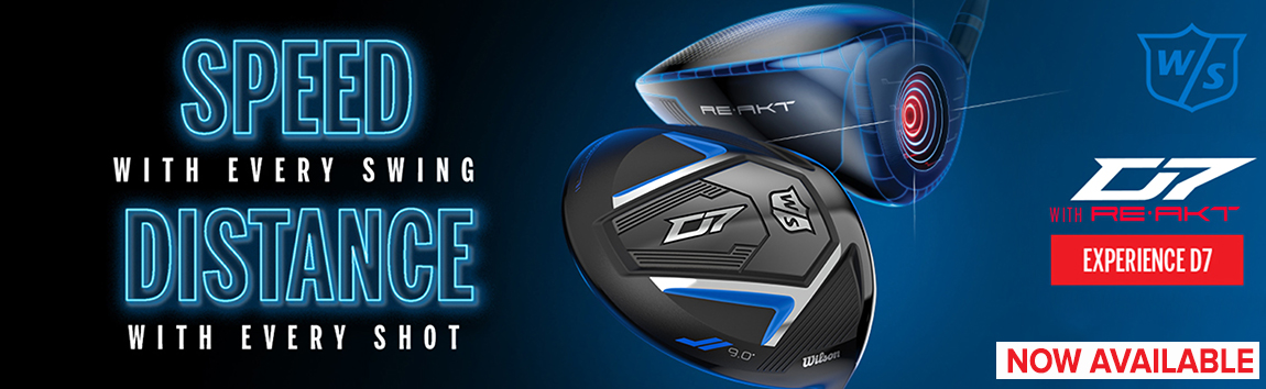 Wilson D7 Now Available!
