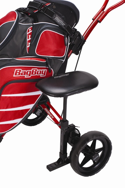 Bag Boy Push Pull Cart Seat Rockbottomgolf Com