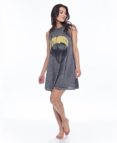 Escape the City A-line Tank Gown