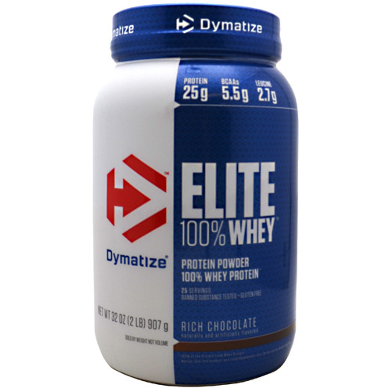 100% Whey Protein by Dymatize 2lb