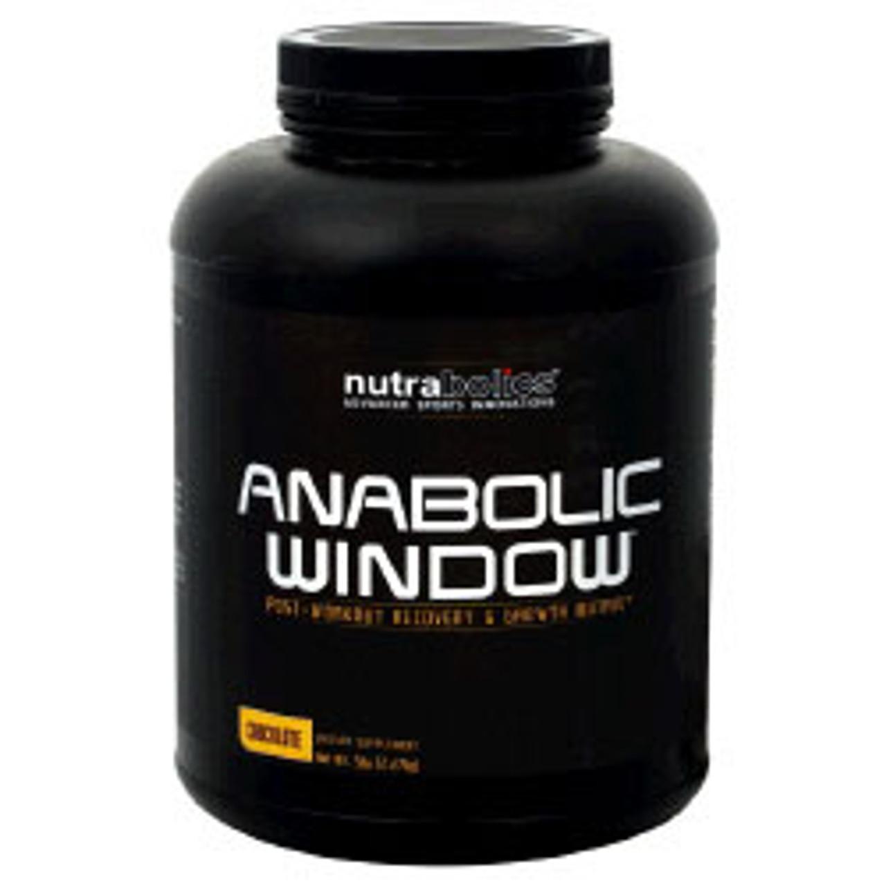 Anabolic Window 5lb Nutrabolics