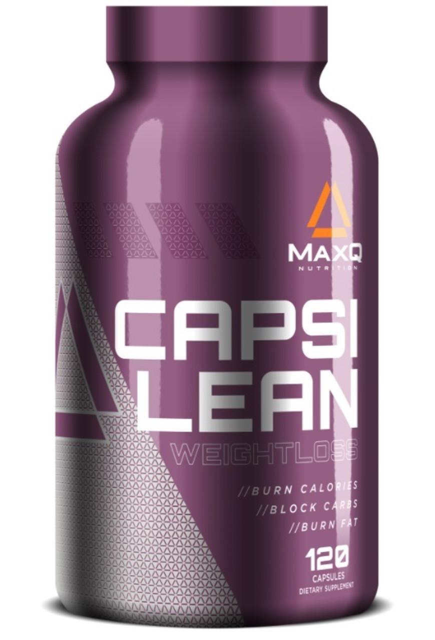 Capsilean 120ct MaxQ Nutrition