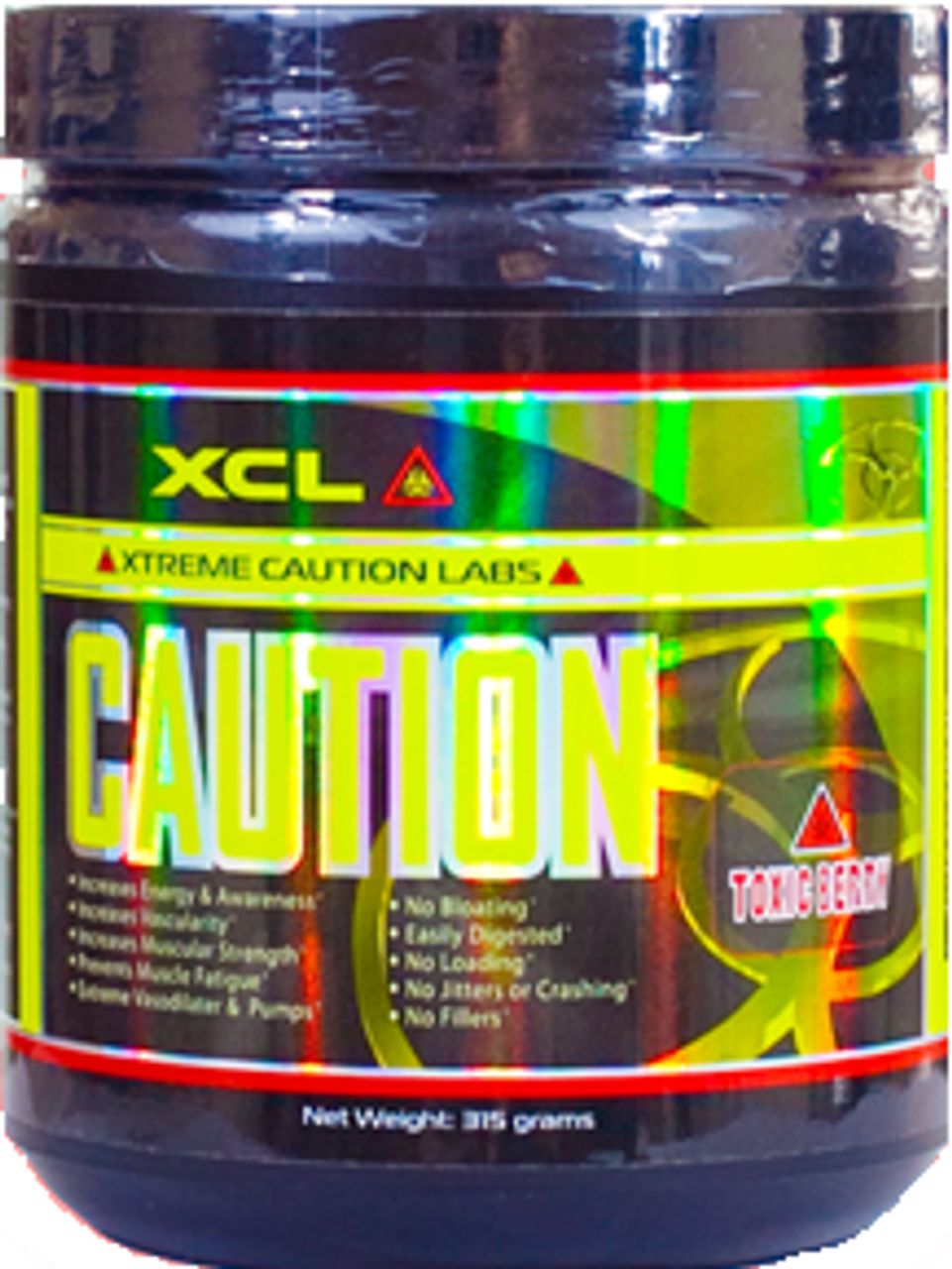 Caution 315g Xtreme Caution Labs