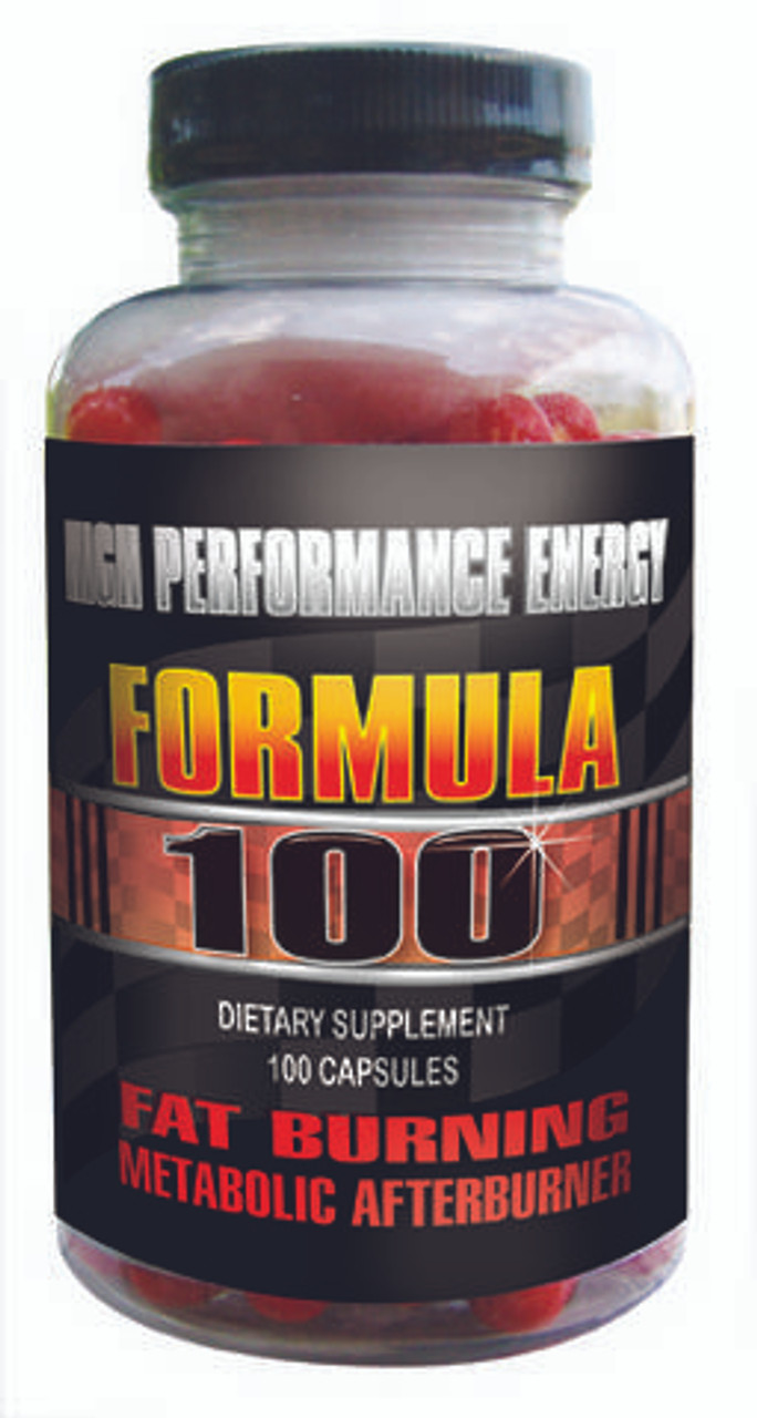 Formula 100 Ephedra 100ct Diet Pills