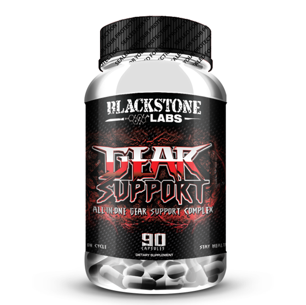 Gear Support 90ct Blackstone Labs