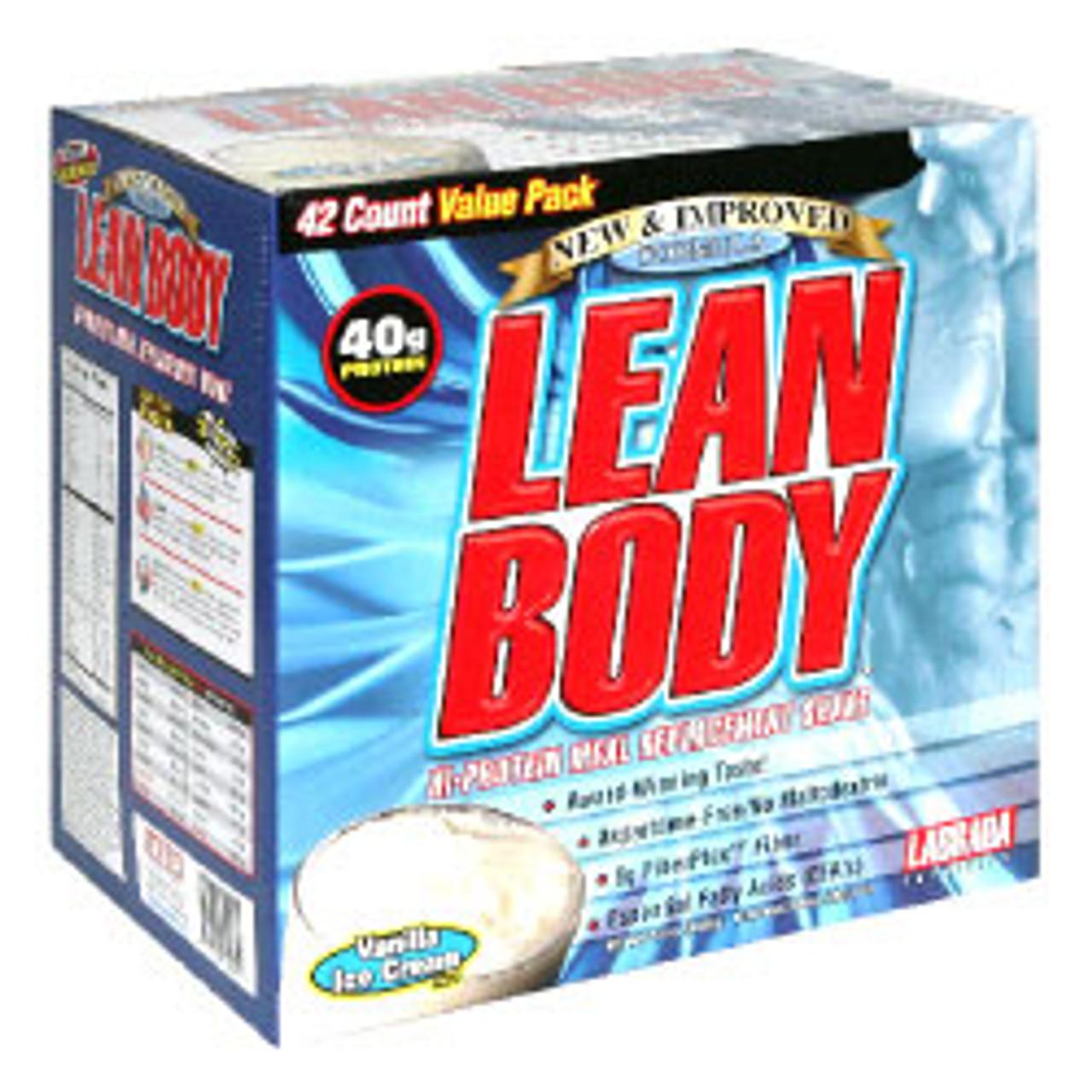 Lean Body MRP's 42pk Labrada