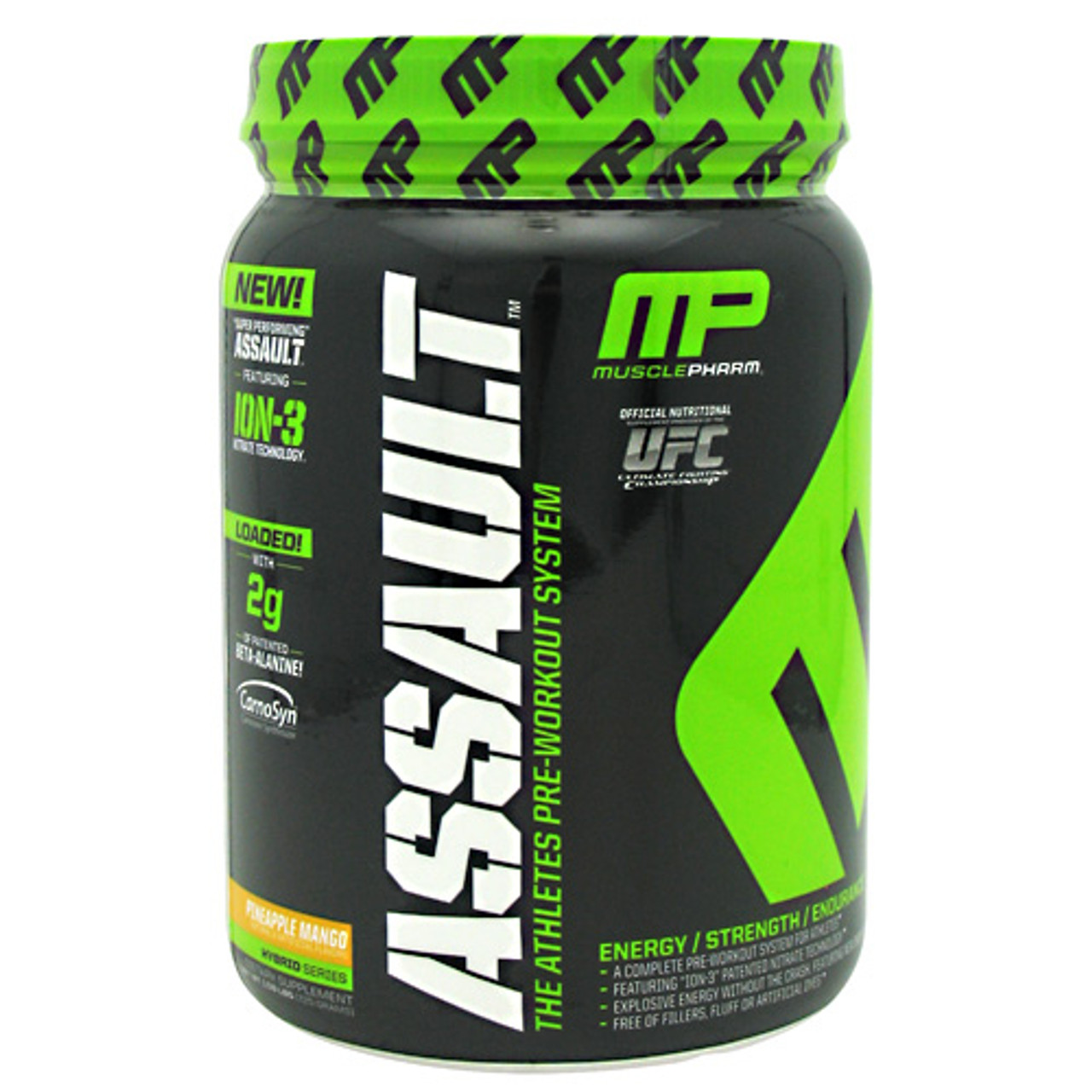 Assault by Muscle Pharm 50sv