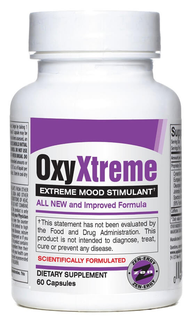 Oxy Xtreme 60ct BNE